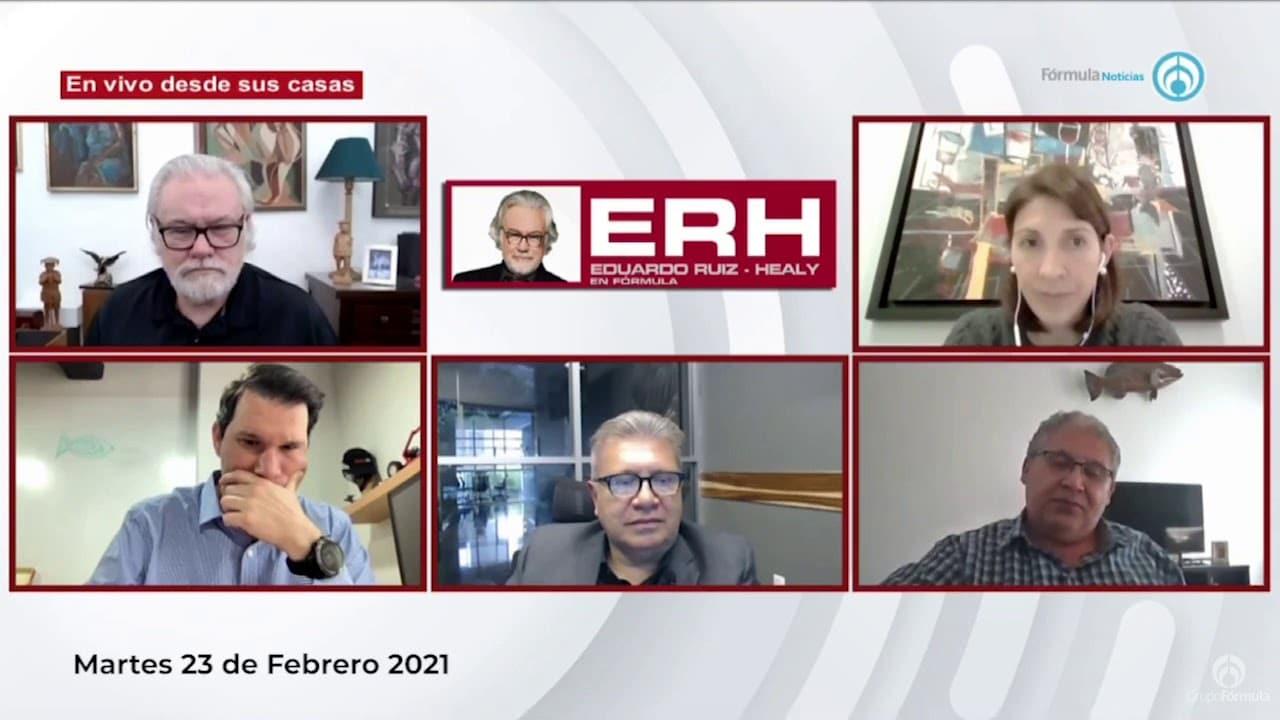 Las tentaciones energéticas de México - Eduardo Ruiz-Healy En Fórmula