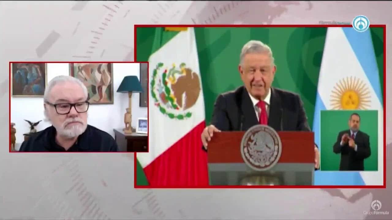 La pandemia: México vs EEUU - Eduardo Ruiz-Healy En Fórmula