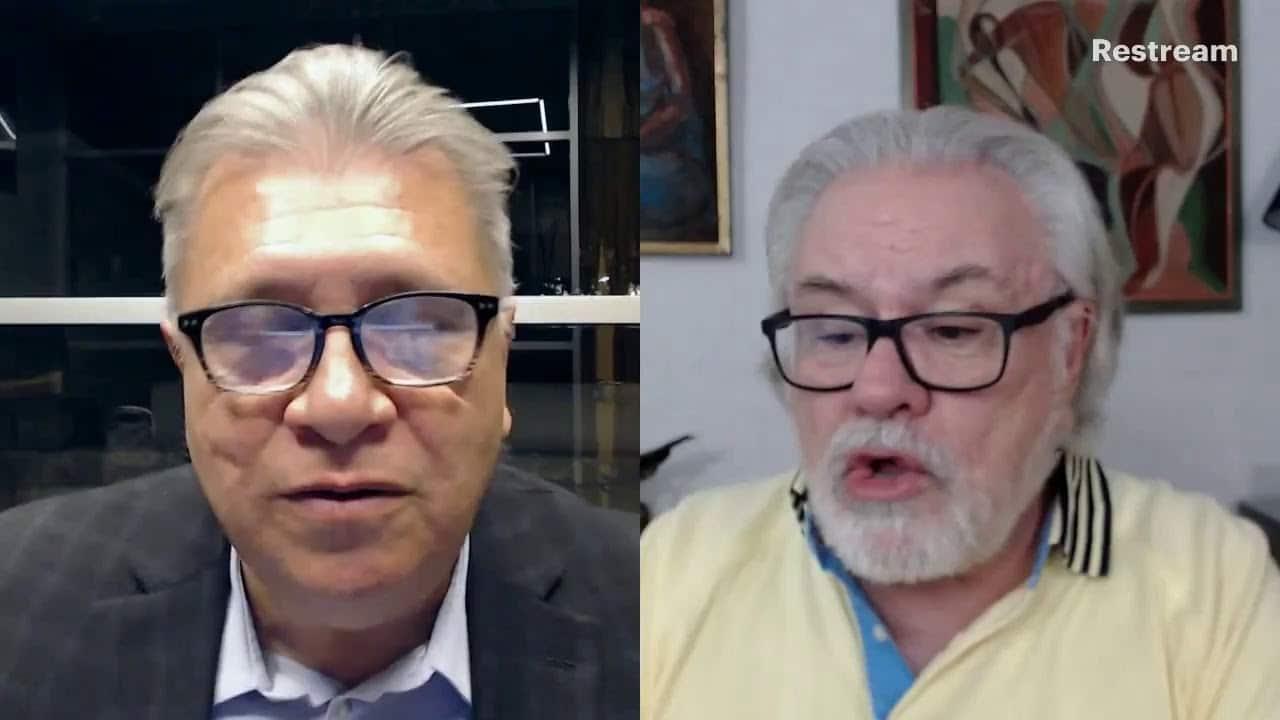 Hoy miércoles hablaremos de política, Sin Tapabocas, con Hugo Páez - Diálogo Nocturno