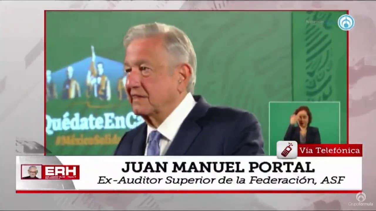 """""""La confianza que se ha ganado, se pierde de un momento a otro"""": Ex Auditor ASF - Eduardo Ruiz-Healy En Fómula"""