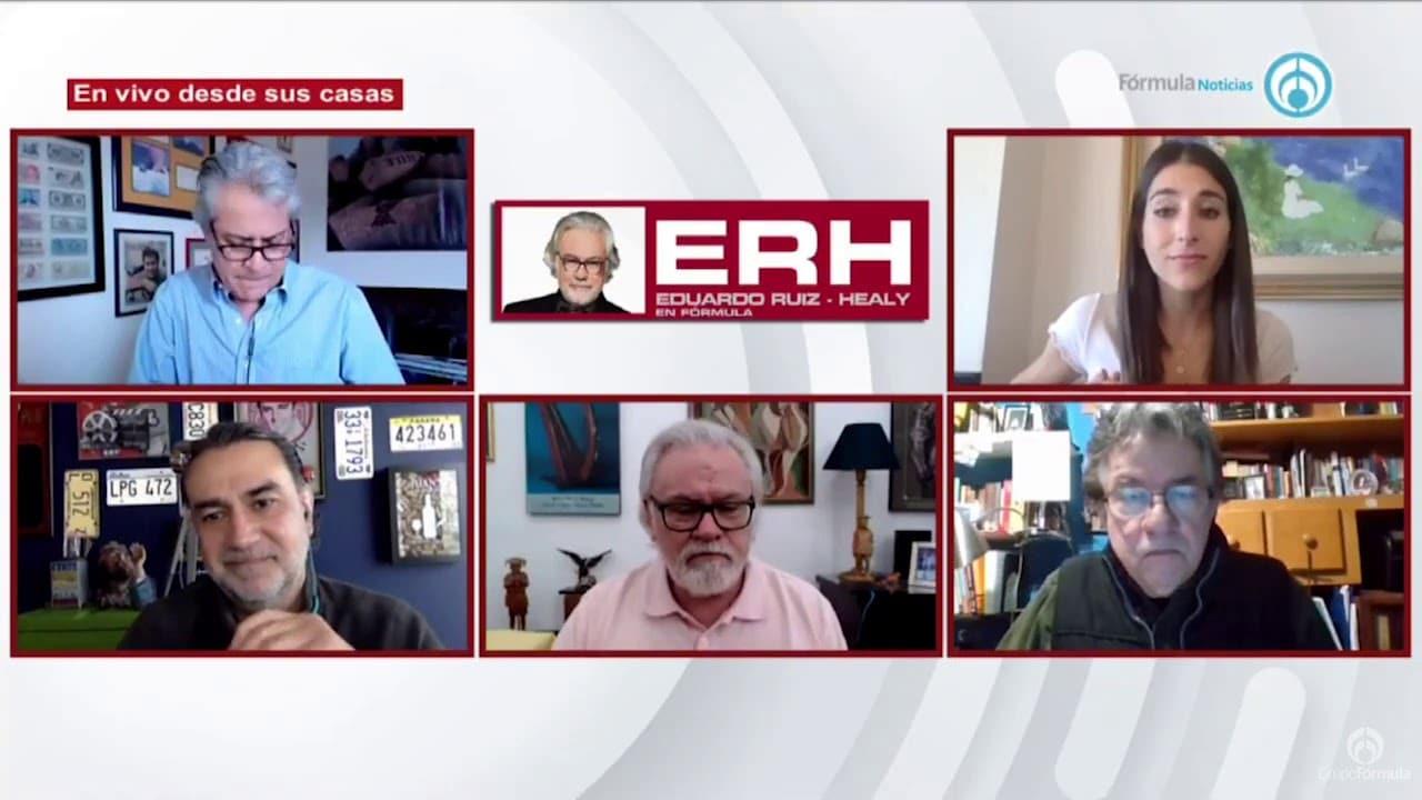 La iniciativa de redes sociales de Monreal y cómo puede estar en violación del TMEC - Eduardo Ruiz-Healy En Fórmula