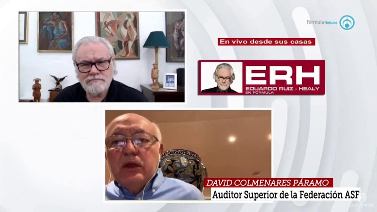 ¿En qué consiste la labor de la Auditoría Superior de la Federación? - Eduardo Ruiz-Healy En Fórmula