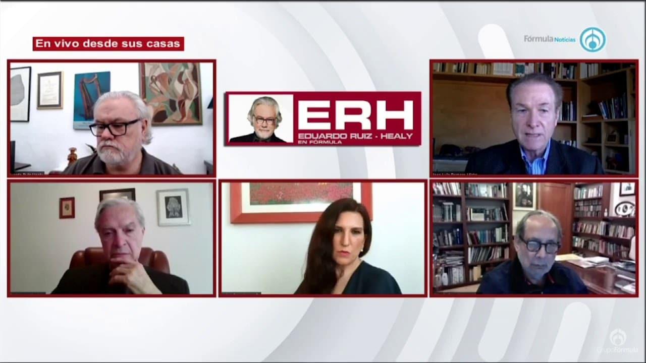 Joe Biden reconoce la debilidad de la democracia estadounidense - Eduardo Ruiz-Healy En Fórmula