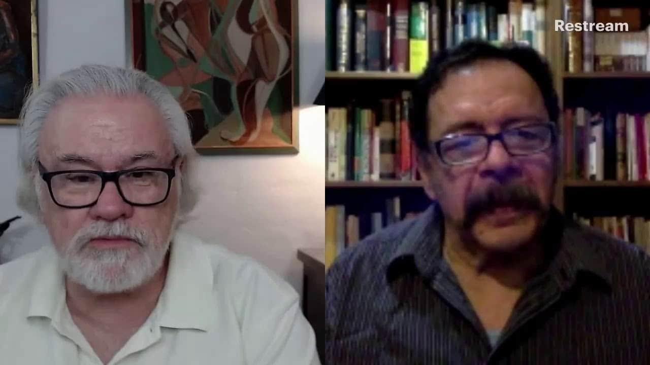"""Es jueves y platicaré con Alberto Ángel """"El Cuervo"""" sobre la pandemia - Diálogo Nocturno"""