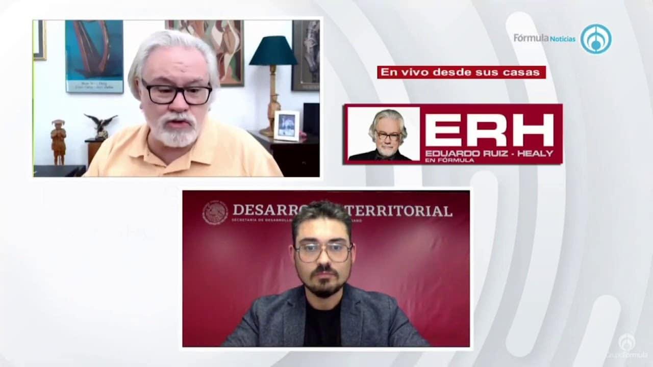 """SEDATU lanza plataforma online """"Decide y Construye"""" - Eduardo Ruiz-Healy En Fórmula"""