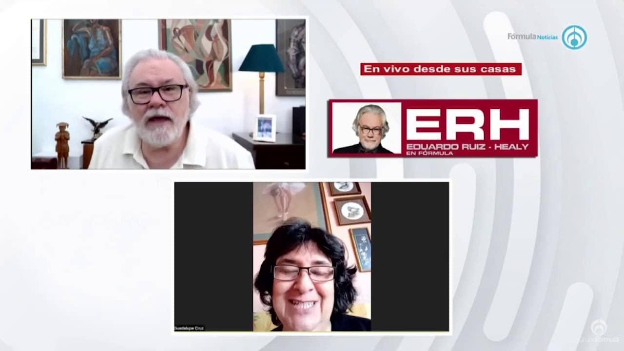 El servicio vía telefónica del ISSSTE a pacientes COVID - Eduardo Ruiz-Healy En Fórmula
