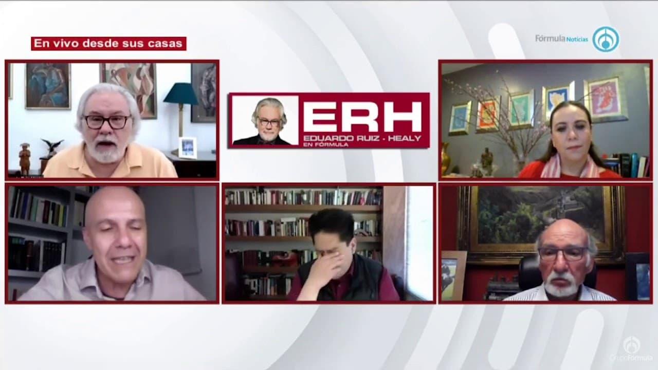 El INE no tiene dinero para las consultas populares - Eduardo Ruiz-Healy En Fórmula