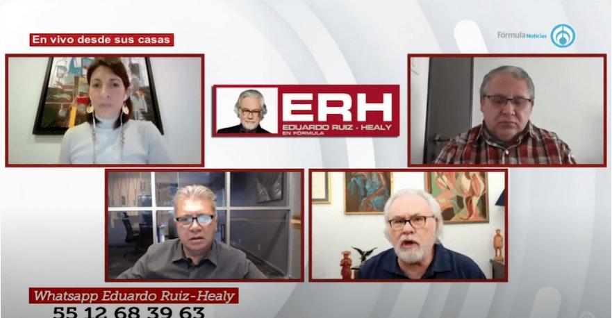 La soberbia soberanía energética de México - Eduardo Ruiz-Healy En Fórmula