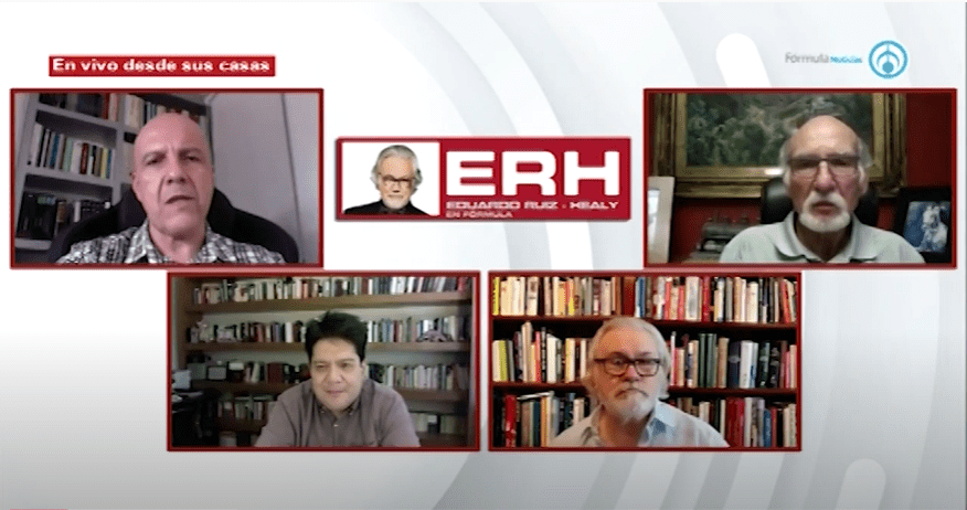 Se emite nueva guía para detectar lavado de dinero en campañas políticas - Eduardo Ruiz-Healy En Fórmula