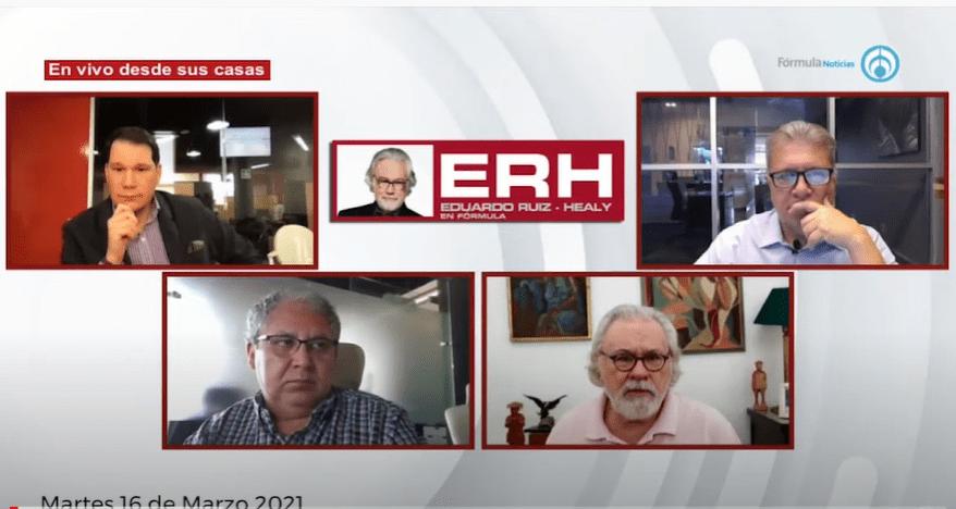 ¿Libre expresión o abuso de poder de López Obrador contra los jueces? - Eduardo Ruiz Healy En Fórmula