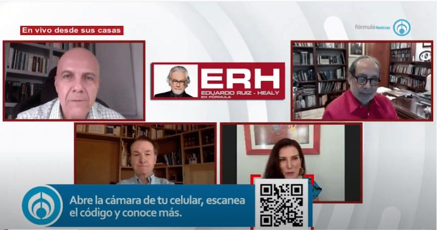 Gobierno pone fecha para regreso a clases presenciales - Eduardo Ruiz-Healy En Fórmula