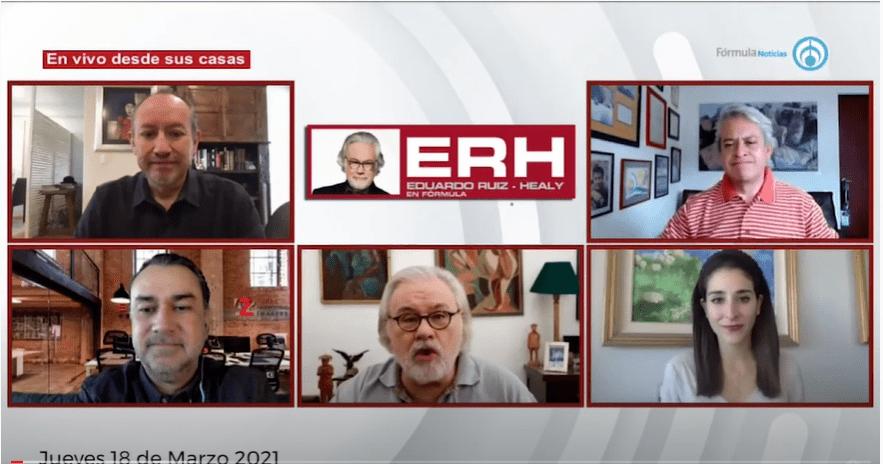 """Amor con amor se paga"", Biden si nos dará vacunas - Eduardo Ruiz-Healy En Fórmula"
