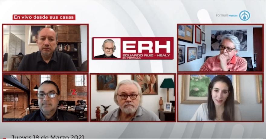 Biden mandará vacunas a cambio de que México acepte a más migrantes - Eduardo Ruiz-Healy En Fórmula