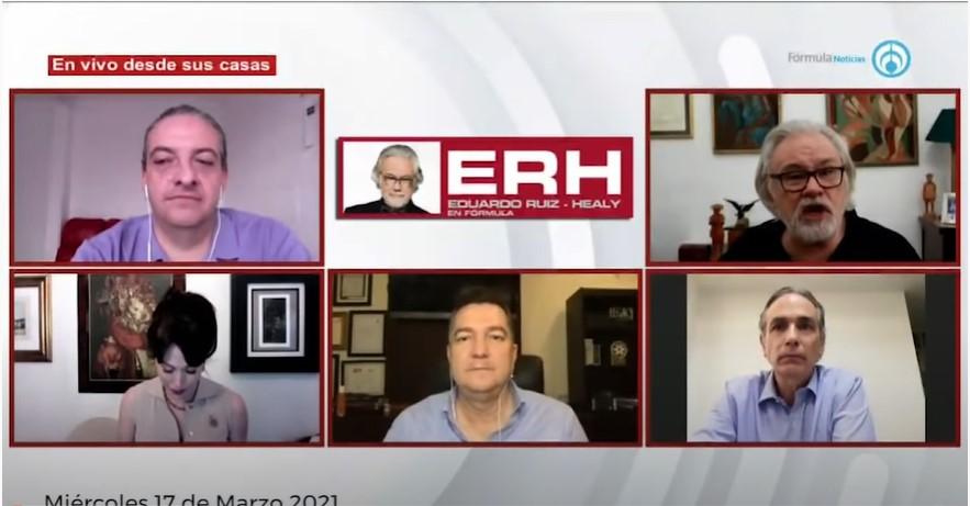 Planes de vacunación serán clave: caso de Chile - Eduardo Ruiz-Healy En Fórmula