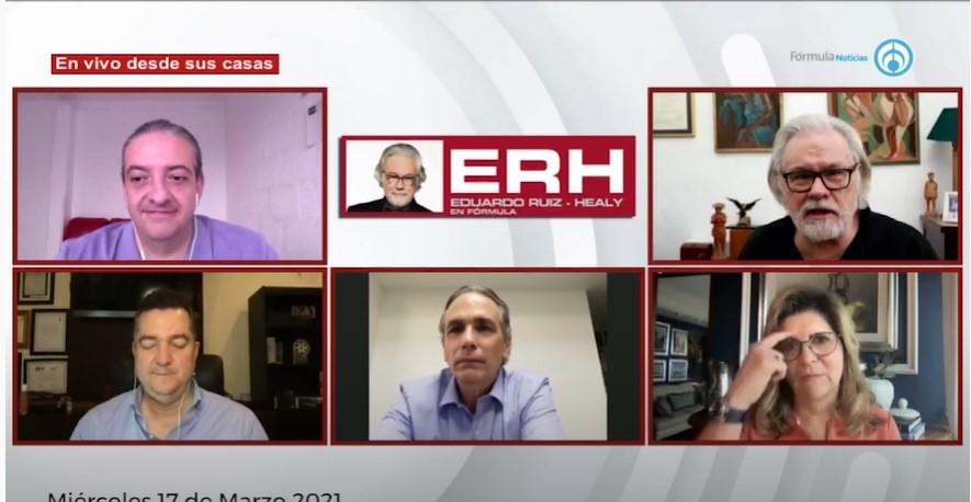 Home office: importante cuidar la salud visual, auditiva y de la piel - Eduardo Ruiz-Healy En Fórmula