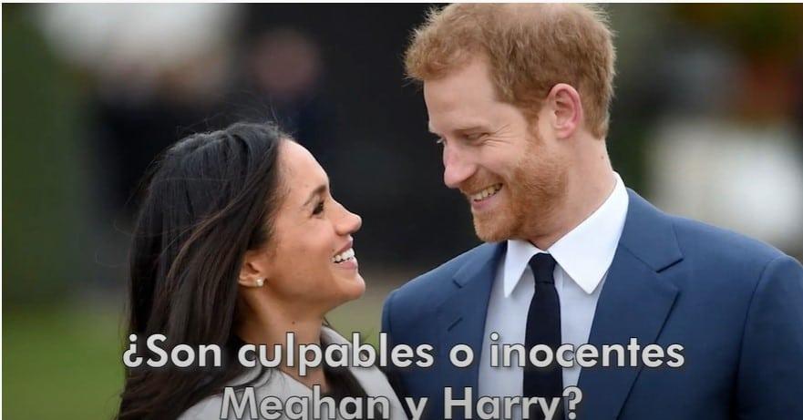 """¿Son culpables o Inocentes Meghan y Harry?"""" - Opinión"""