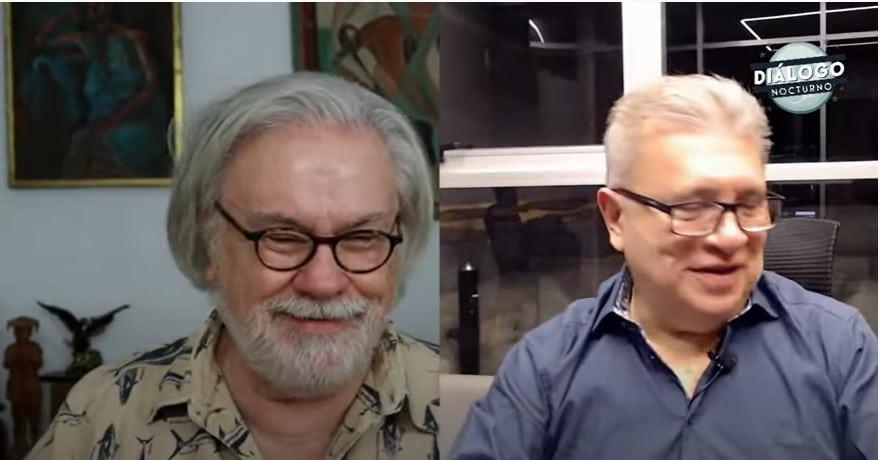 Eduardo Ruiz-Healy y Hugo Páez hablamos hoy SinTapabocas de polírica y políticos - Diálogo Nocturno