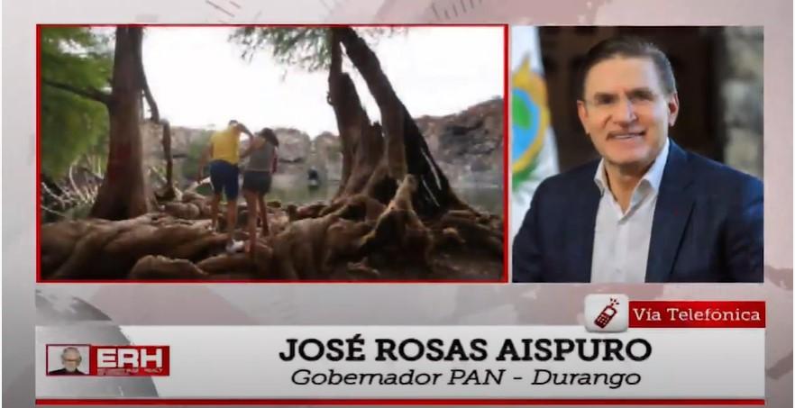 Las líneas de reactivación económica en Durango - Eduardo Ruiz-Healy En Fórmula