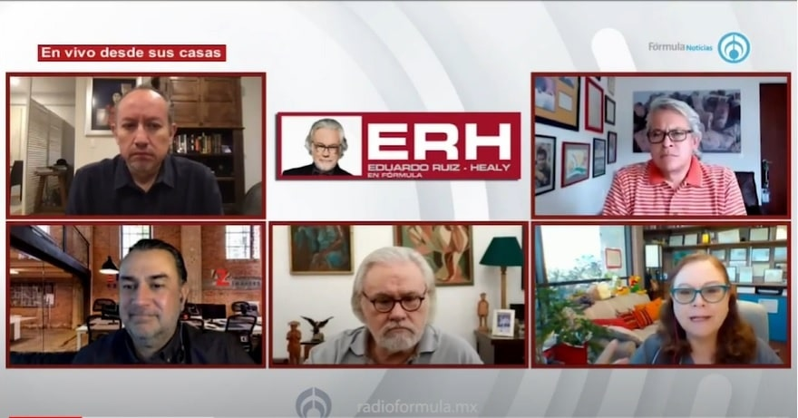 Sobre la suspensión de la vacuna de AstraZeneca - Eduardo Ruiz-Healy En Fórmula