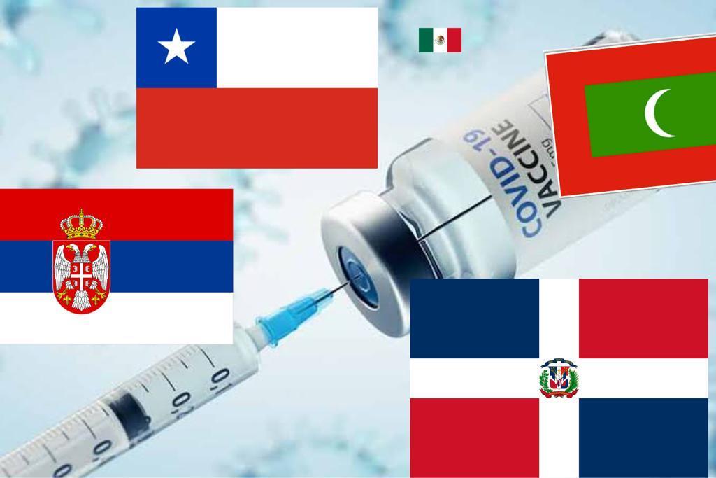 ¿Por qué Chile, Maldivas, Serbia, República Dominicana y muchos más aventajan a México?