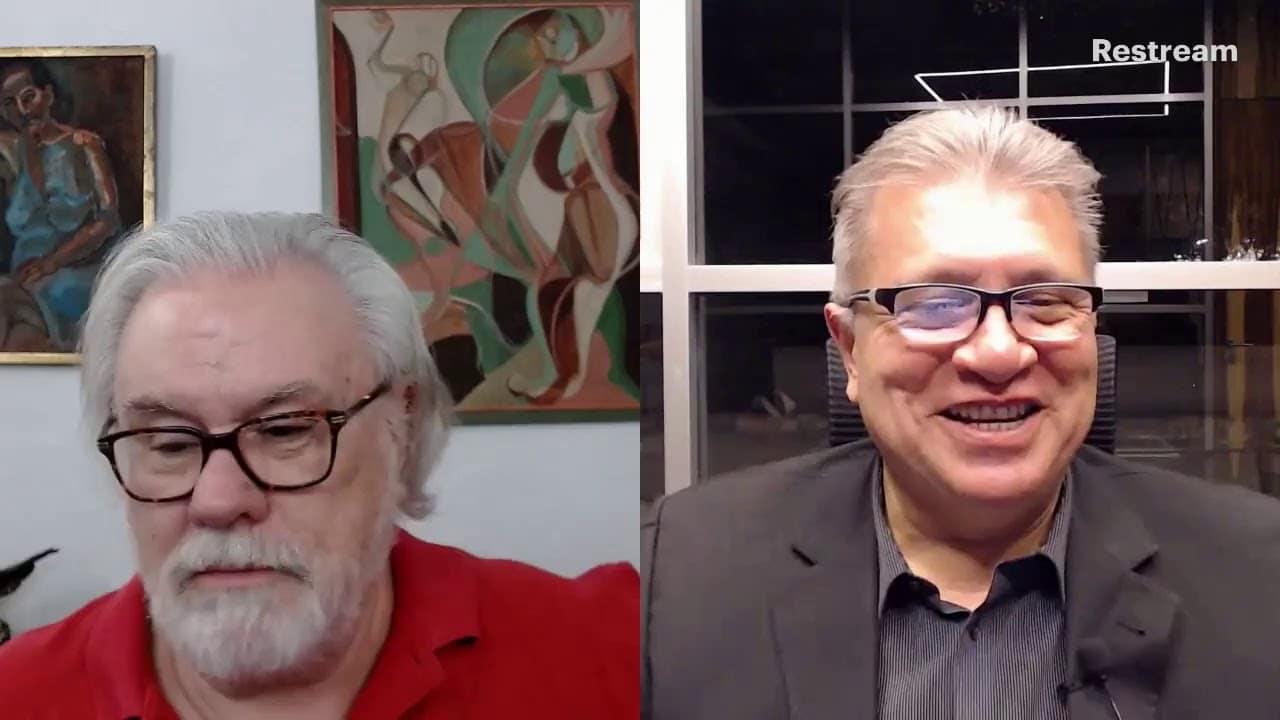 ¡Sin Cubrebocas! Hugo Páez y yo hablamos de política y políticos - Diálogo Nocturno