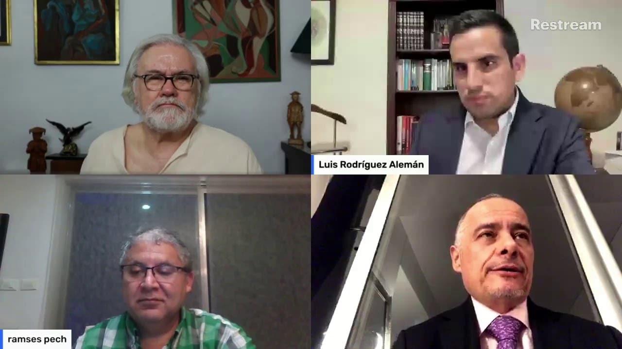 Un juez federal frenó la Reforma Energética de AMLO, ¿que pasará ahora? - Diálogo Nocturno