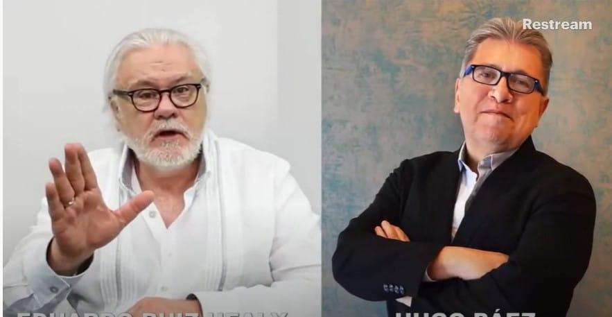 Es miércoles y de política y políticos hablaremos Hugo Páez y yo, Eduardo Ruiz-Healy - Diálogo Nocturno