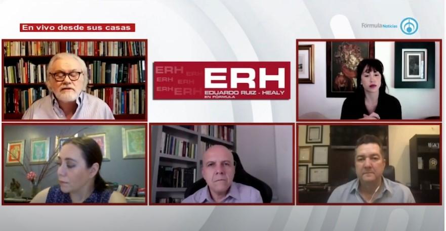 Los pronósticos económicos de AMLO - Eduardo Ruiz-Healy En Fórmula