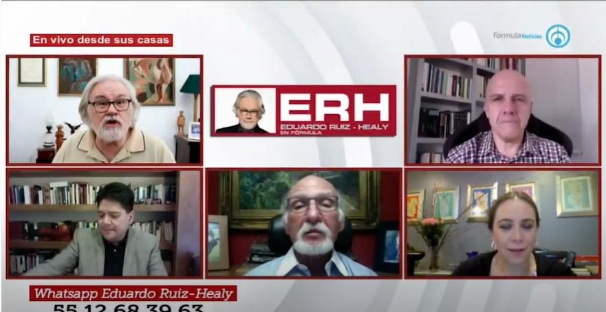 Los jueces cumplen la ley y le seguirán dando palo a reforma eléctrica de AMLO - Eduardo Ruiz-Healy En Fórmula
