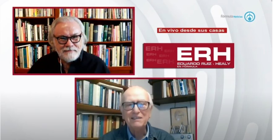 """""""Regreso a la Jaula. El fracaso de López Obrador"""" - Eduardo Ruiz-Healy En Fórmula"""