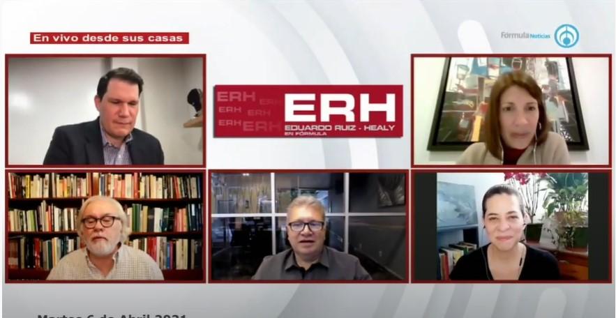 La SEP y el rediseño de libros de texto gratuitos - Eduardo Ruiz-Healy En Fórmula