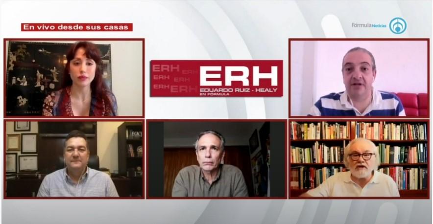 La pandemia y el comercio electrónico - Eduardo Ruiz-Healy En Fórmula