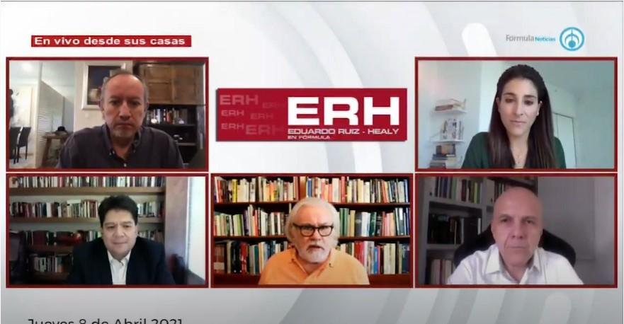 La llamada entre AMLO y Kamala Harris sobre la crisis migratoria - Eduardo Ruiz-Healy En Fórmula