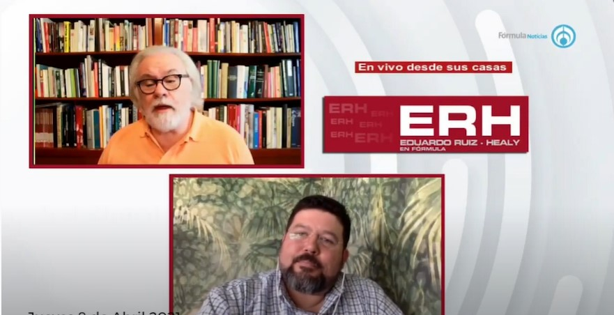 La metodología en la encuestadora RUBRUM y preferencias electorales en Huixquilucan - Eduardo Ruiz-Healy En Fórmula