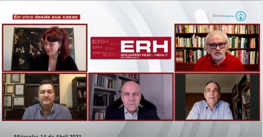 ¿Qué dice la ley sobre las acciones de campaña de Salgado Macedonio? - Eduardo Ruiz-Healy En Fórmula