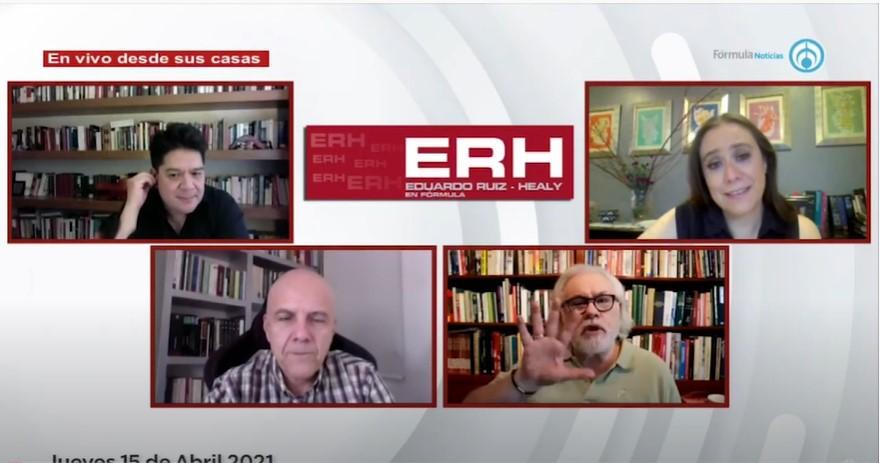 Las discusiones en torno al gobierno y la división que causa en los mexicanos - Eduardo Ruiz-Healy En Fórmula