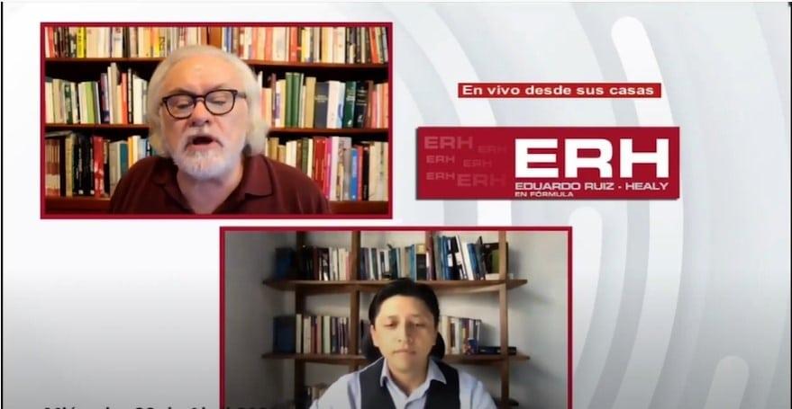 """""""Seguridad digital"""" Padrón de Usuarios de Telefonía móvil ¿Conviene? - Eduardo Ruiz-Healy En Fórmula"""