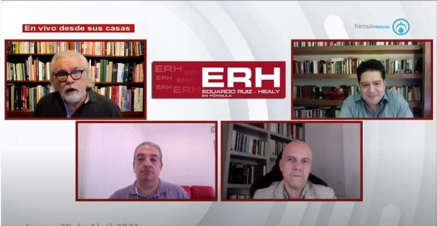 Las declaraciones del ex-Embajador Christopher Landau sobre AMLO y el narco - Eduardo Ruiz-Healy En Fórmula