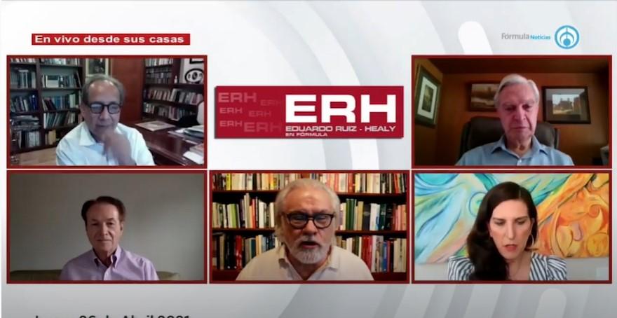 ¿Cuál es la estrategia para la vacuna mexicana PATRIA? - Eduardo Ruiz-Healy En Fórmula