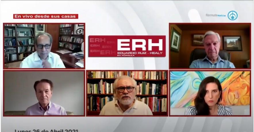 La ampliación de mandato del Presidente de la SCJN - Eduardo Ruiz-Healy En Fórmula