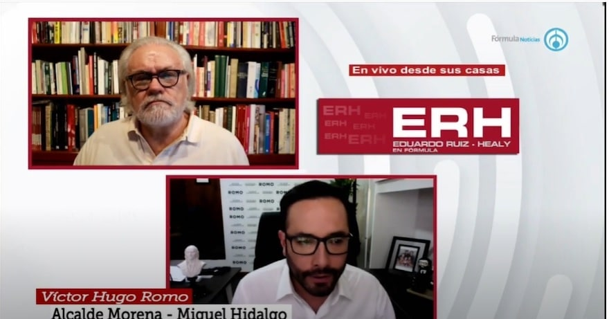 La reelección para la Alcaldía Miguel Hidalgo en CDMX - Eduardo Ruiz-Healy En Fórmula