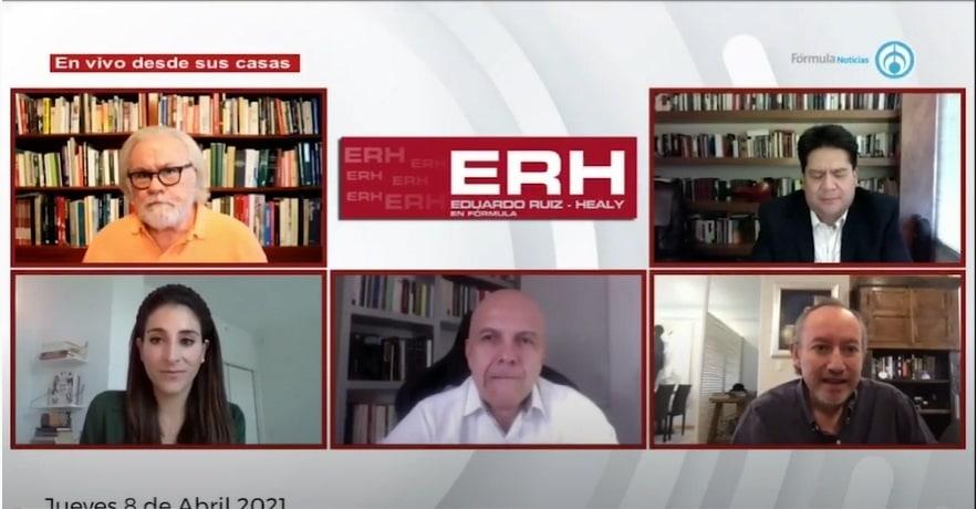 La comunicación de la pandemia - Eduardo Ruiz-Healy En Fórmula