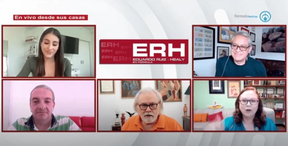 Aumento de incidencia de COVID en niños - Eduardo Ruiz-Healy En Fórmula