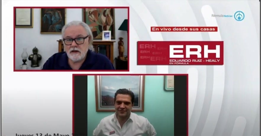 """""""Aquí en Monterrey, Morena no tiene posibilidades"""": Candidato Francisco Cienfuegos - Eduardo Ruiz-Healy En Fórmula"""