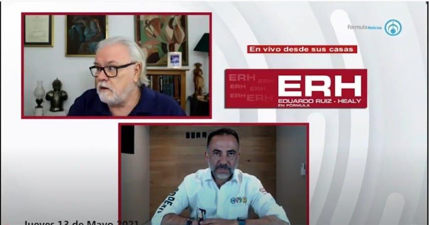 Propuestas para rescatar a Metepec. Candidato Fernando Flores Fernández - Eduardo Ruiz-Healy En Fórmula