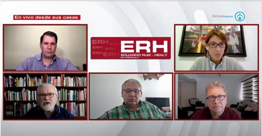 No es la oposición, son los errores de la 4T lo que puede revertir la tendencia electoral - Eduardo Ruiz-Healy En Fórmula