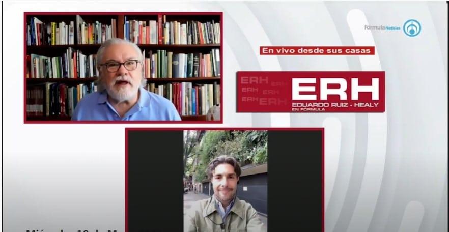 Los problemas más sensibles: seguridad y justicia social. José Sesma PVEM - Eduardo Ruiz-Healy En Fórmula