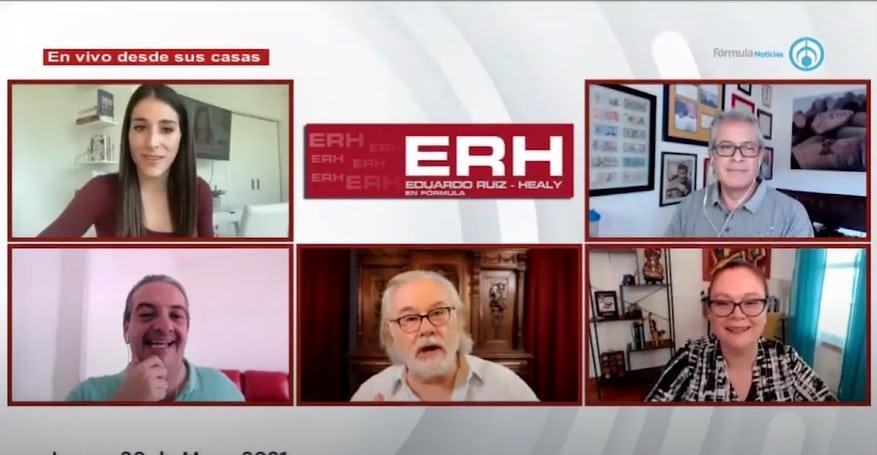 La mezcla de vacunas anti covid - Eduardo Ruiz-Healy En Fórmula