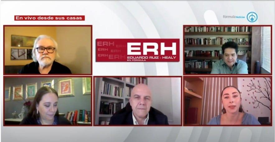 Récord de desplazados internos por desastres naturales - Eduardo Ruiz Healy En Fórmula