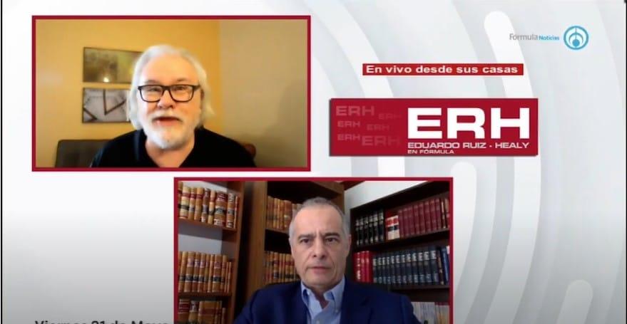 Ordenes arbitrarias en el Poder Judicial - Eduardo Ruiz-Healy En Fórmula